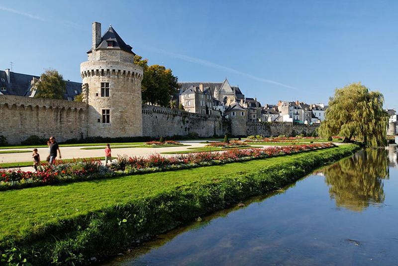 Flâner à Vannes   Morbihan - Le blog du hérisson