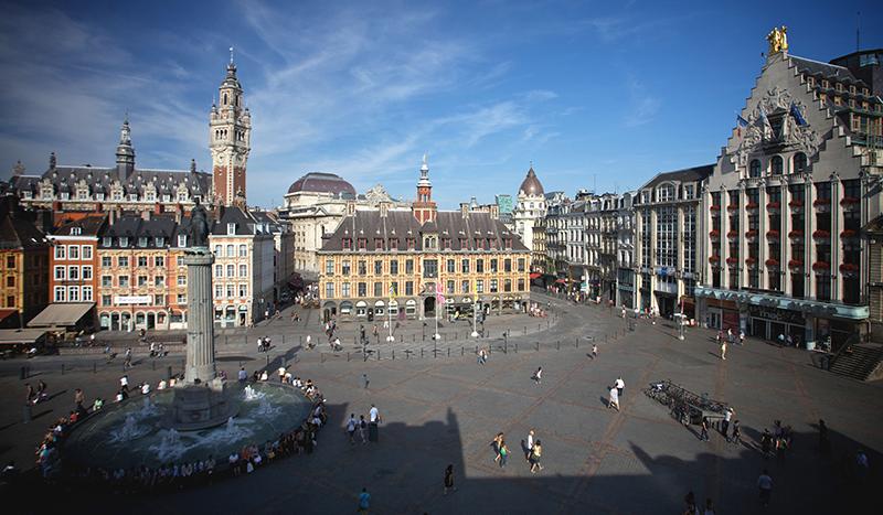 Flâner à Lille | Nord - Le blog du hérisson