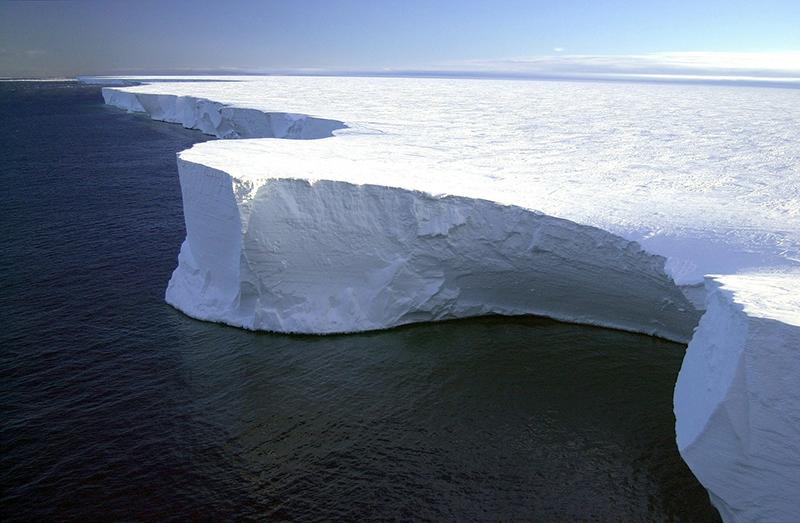 Le pôle Sud se réchauffe plus vite que prévu - Le blog du hérisson