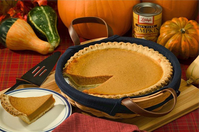 Le Pumpkin pie, la tarte à la citrouille - Le blog du hérisson