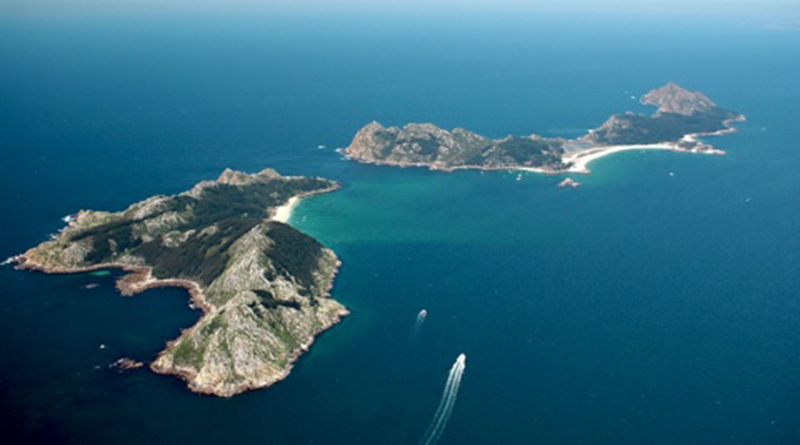 Flâner aux îles Cies | Espagne - Le blog du hérisson