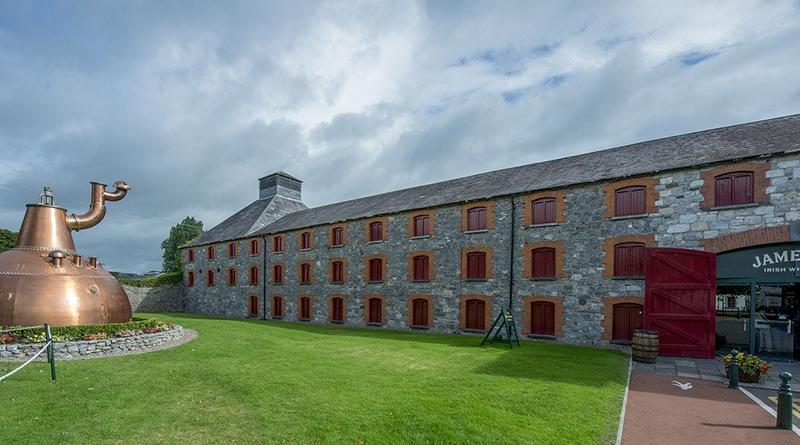 La Midleton distillery, Irlande - Le blog du hérisson