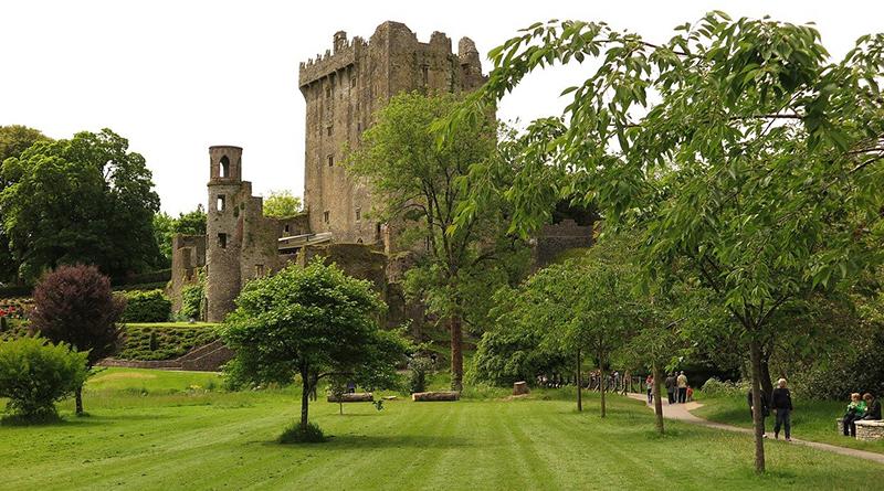 Le château de Blarney, Irlande - Le blog du hérisson