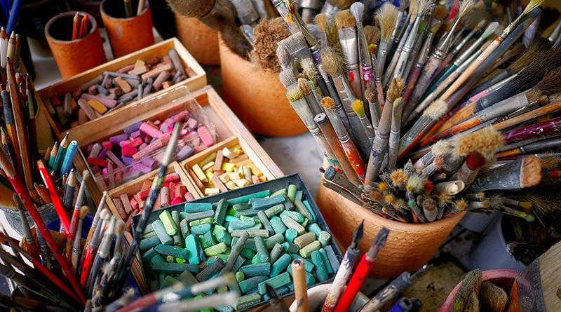6 raisons de pratiquer les loisirs créatifs - Le blog du hérisson