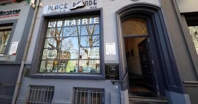 Librairie B&B Place Ronde | Lille - Le blog du hérisson