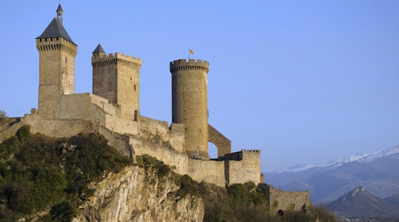 Flâner à Foix | Ariège - Le blog du hérisson