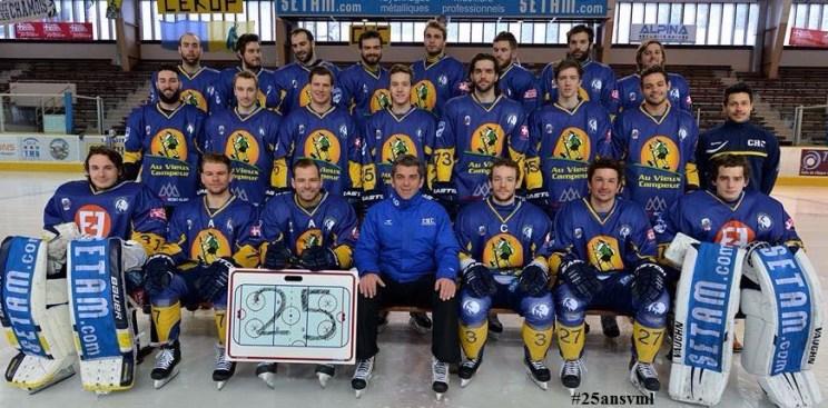 25 VML chamois equipe