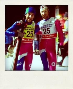 skieur grande nocture mont-blanc #25ansvml-pola