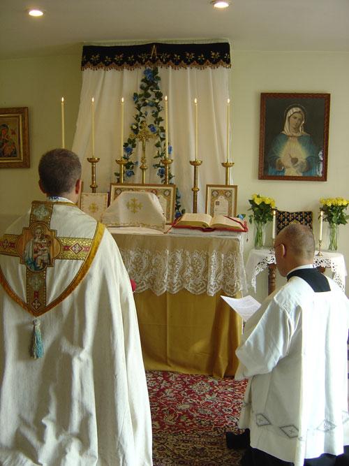 11lectureconscration consécration au Coeur de Jésus et Marie dans De liturgia