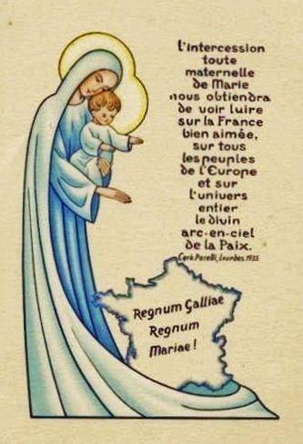 Regnum Galliae Regnum Mariae