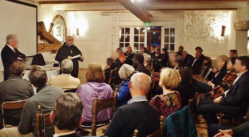 Conférence de Frère Maximilien-Marie le 2 avril 2019