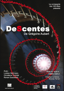 DESCENTES DE GREGOIRE AUBERT