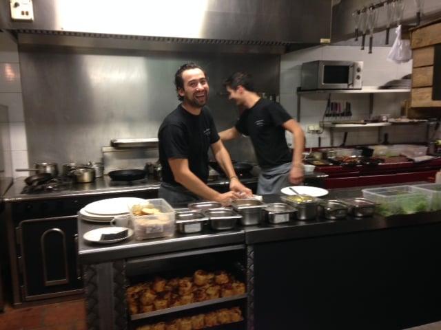 Diner chez Pierre Augé : un privilège