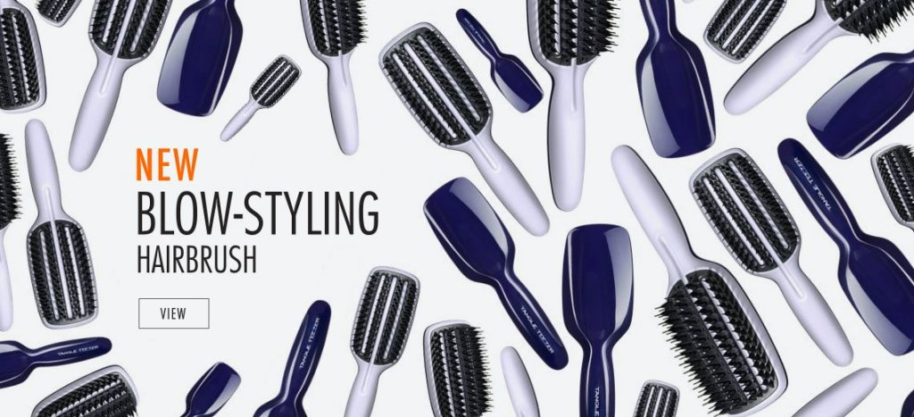 Le brushing du futur : la brosse Tangle Teezer