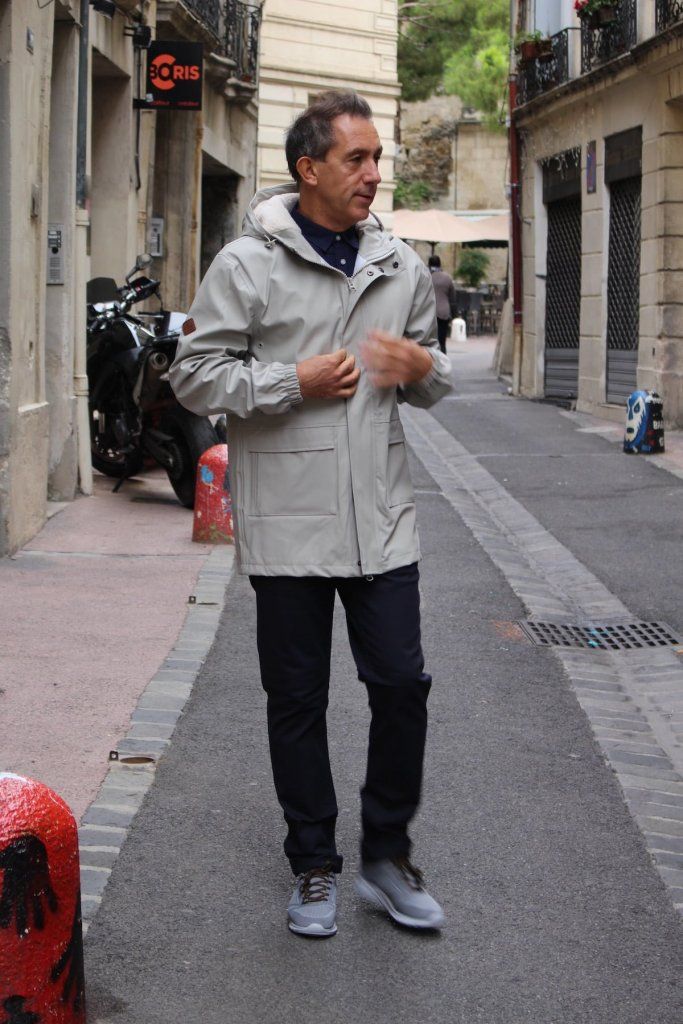 Emmanuel is back -la provinciale 6