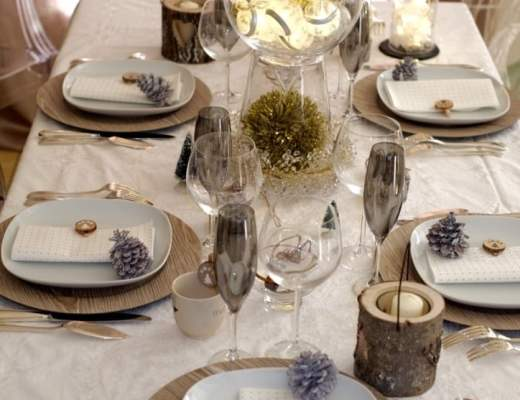 Ma table de Noel-La provinciale