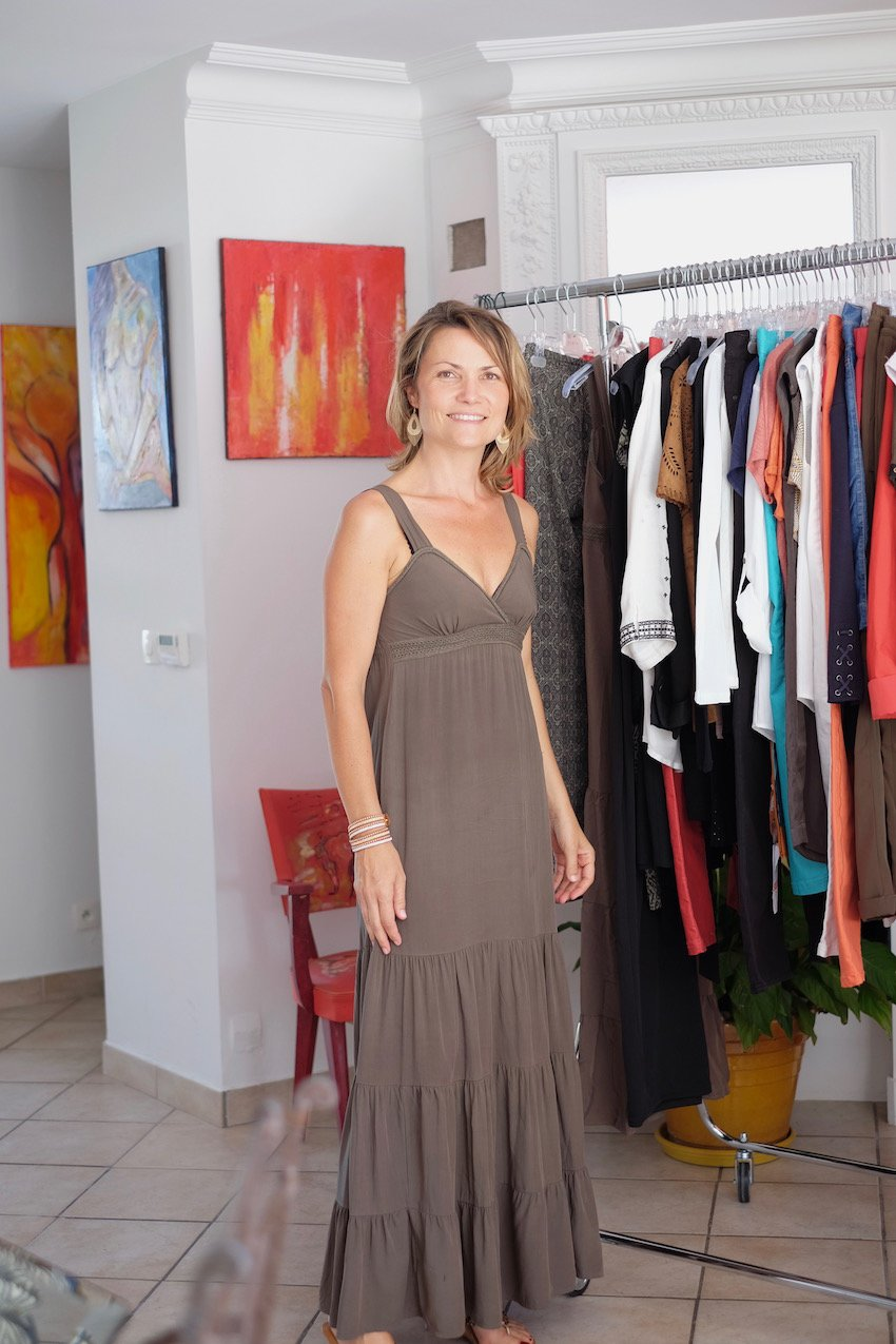 La mode à domicile-la provinciale