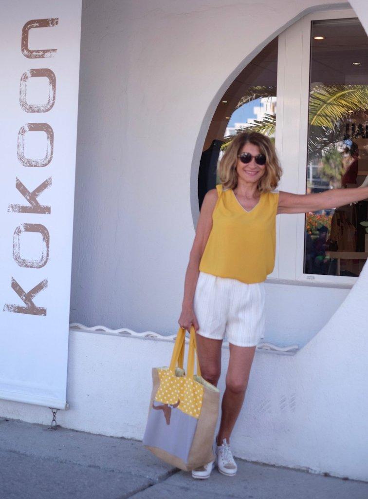Deux bloggeuses chez Kokoon-la provinciale.10