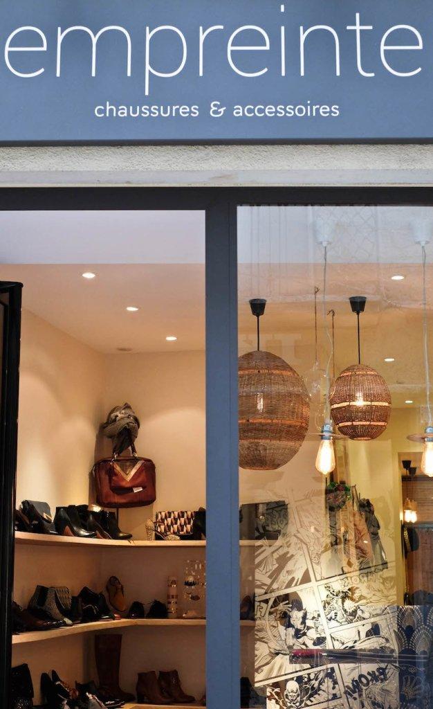 Boutique Empreinte, Montpellier