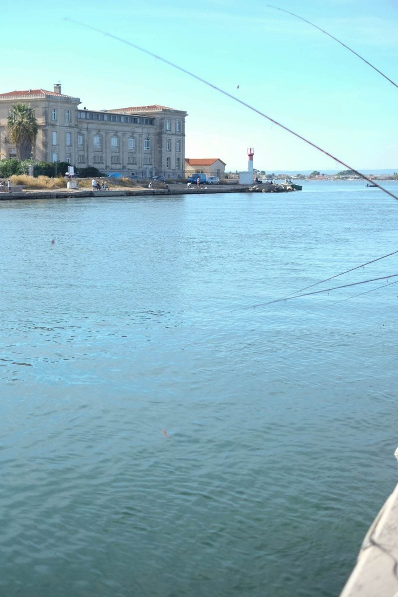 Voyage sete-vacances-Méditerranée-La pointe Courte