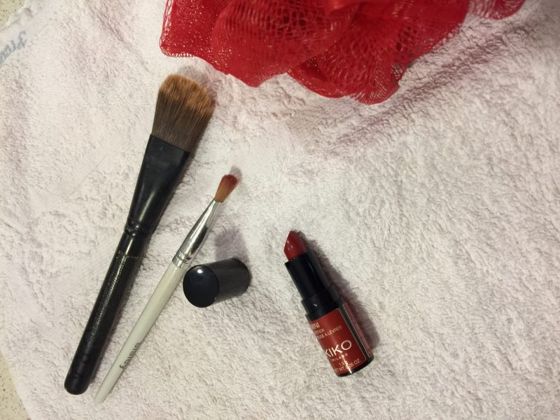 Test de la Team beauté majuscule : le rouge à lèvres Kiko