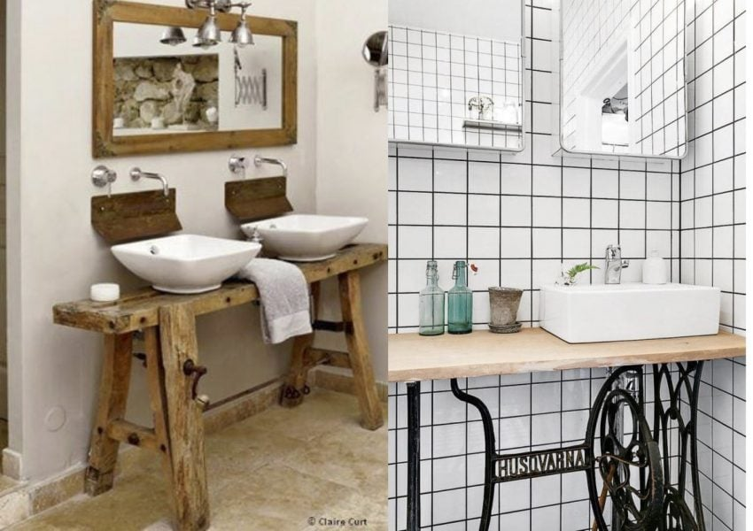 dcoration salle de bain astuces
