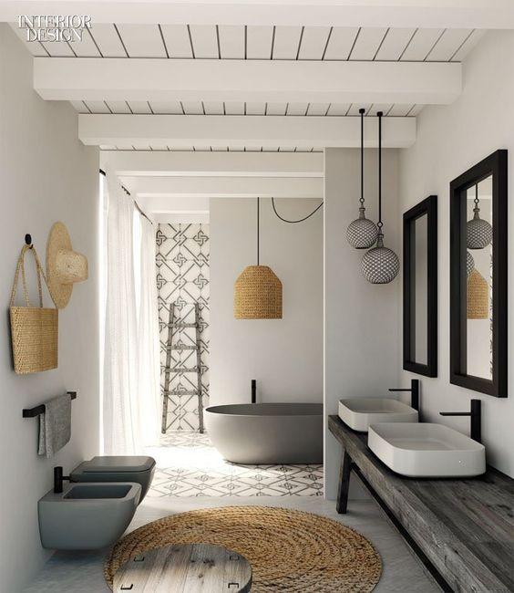 Aménager et décorer une salle de bain