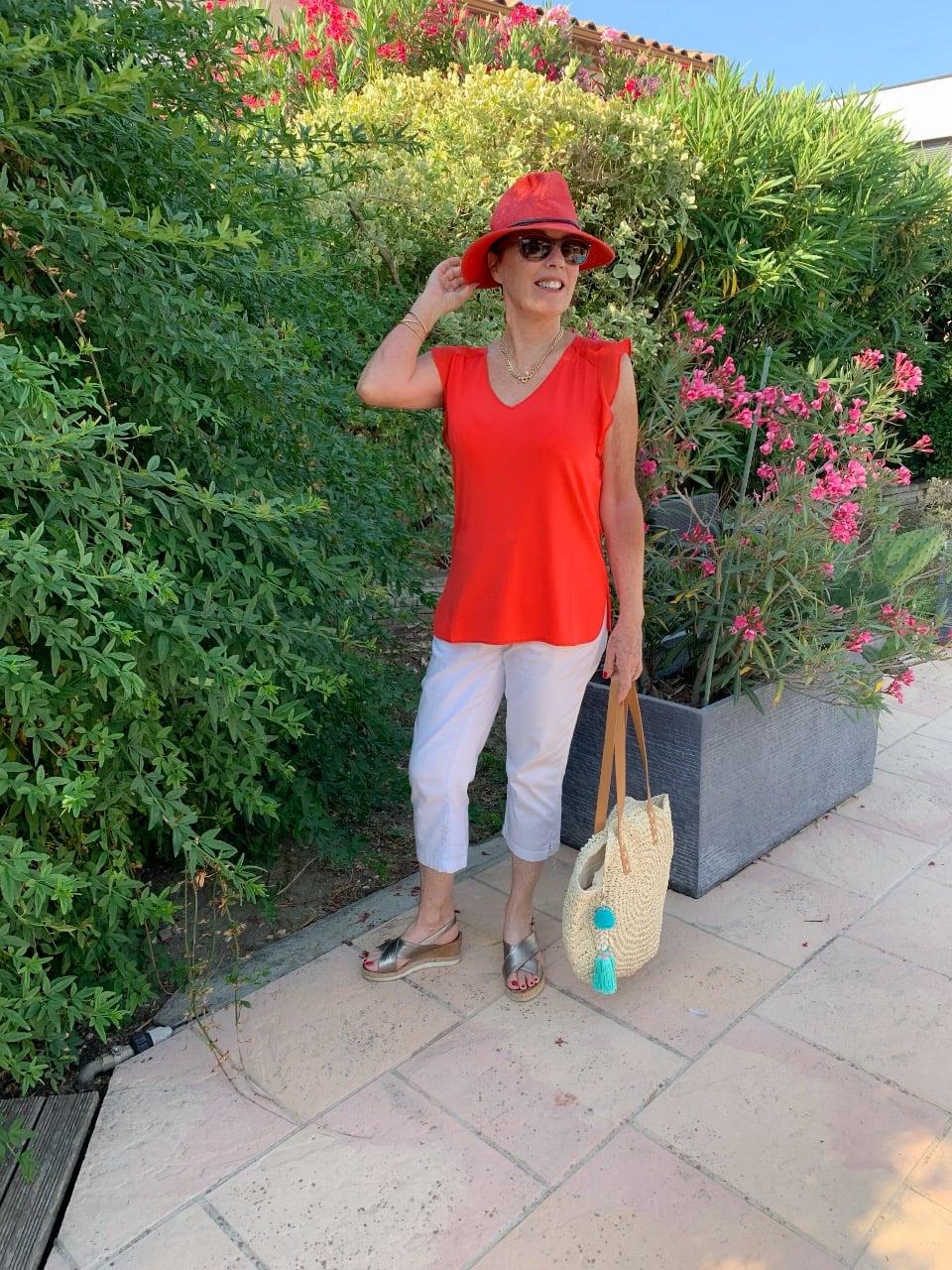 Comment utiliser le panier en été ?