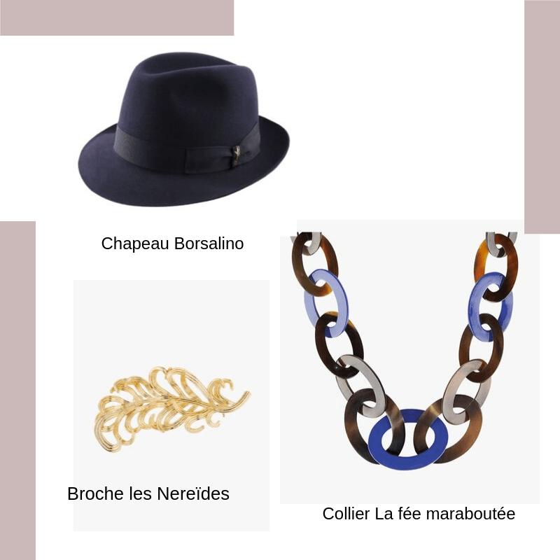 Les accessoires