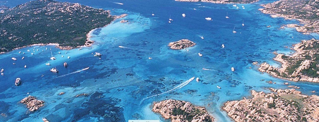 Les îles de la Maddalena