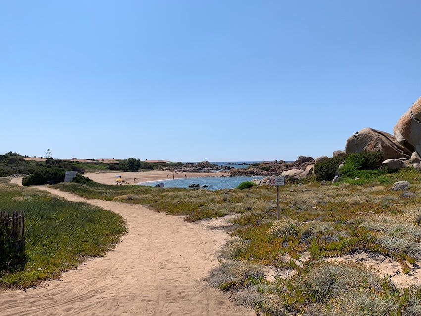 Route de Sardaigne