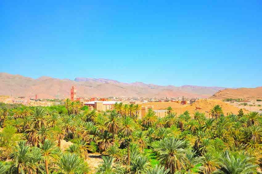 Paysage maroc