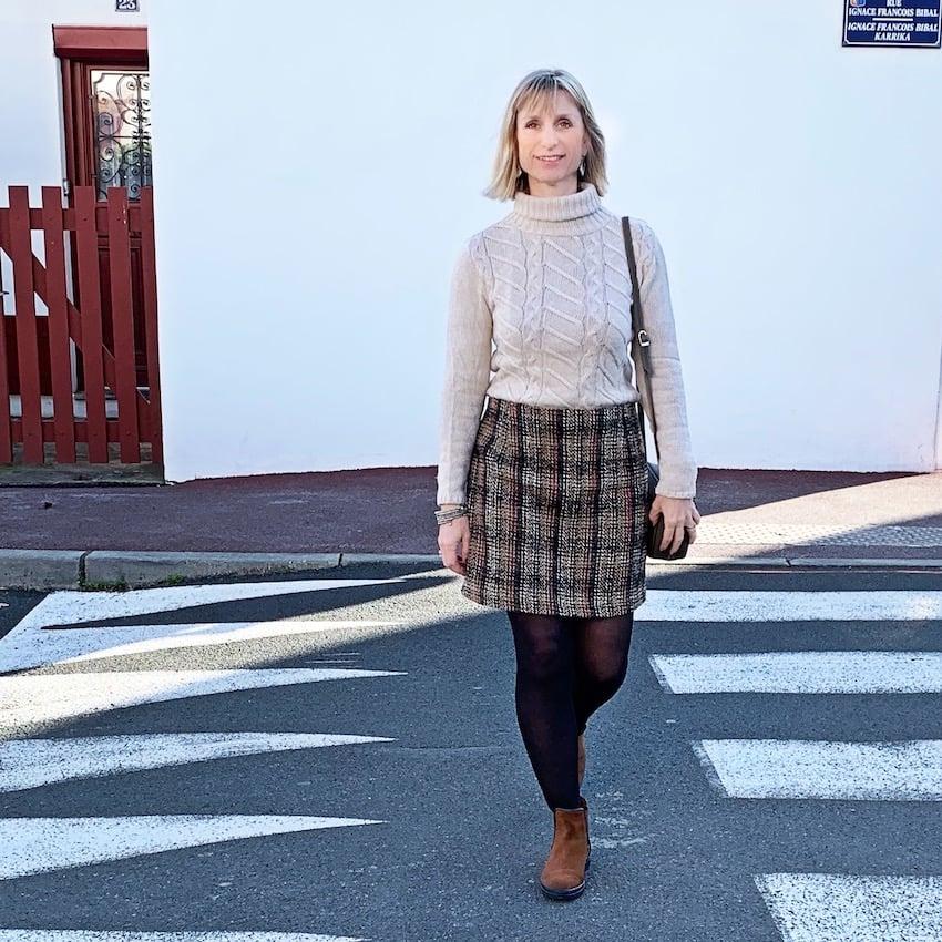 Isabel la jupe Danielle engel
