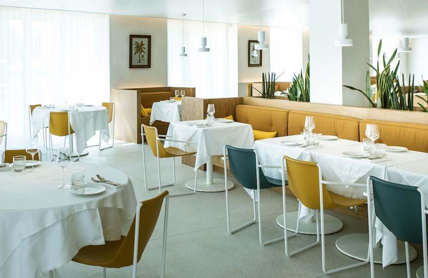 Le restaurant l'Arbre