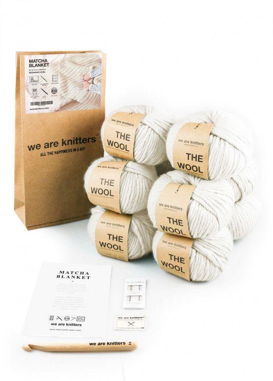Kit tricot