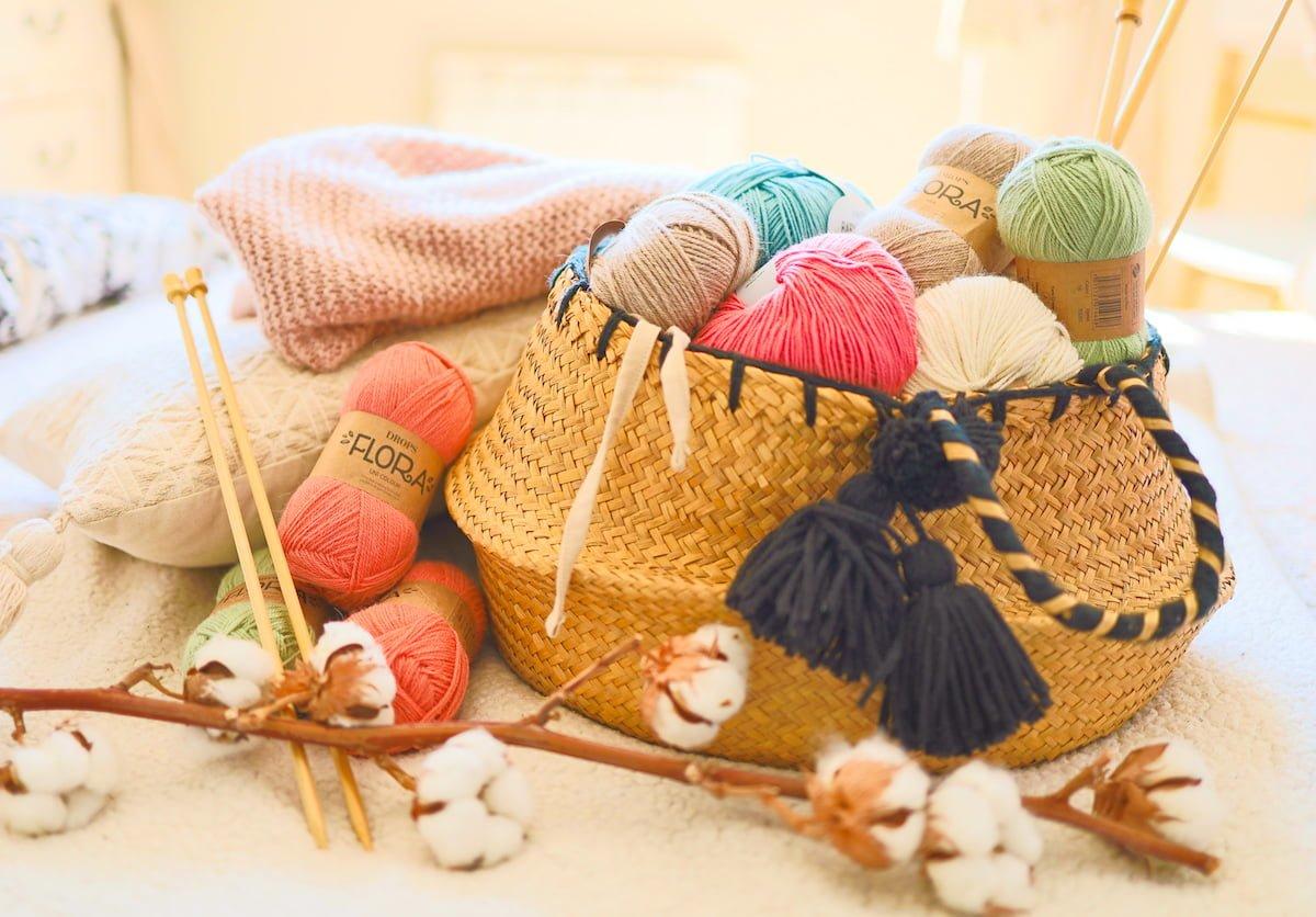Le tricot rend heureux