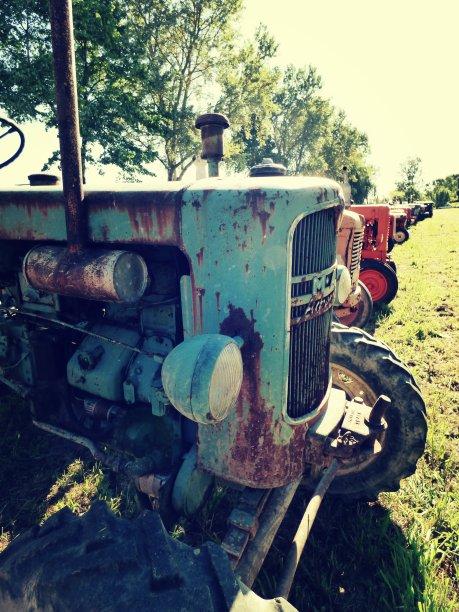Zoom sur un tracteur MAN AS 440
