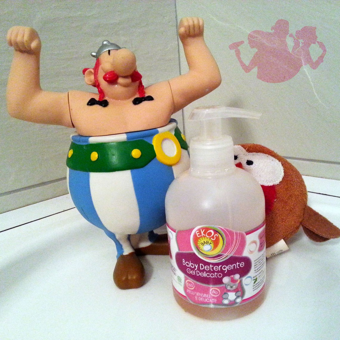 Baby detergente delicato Ekos