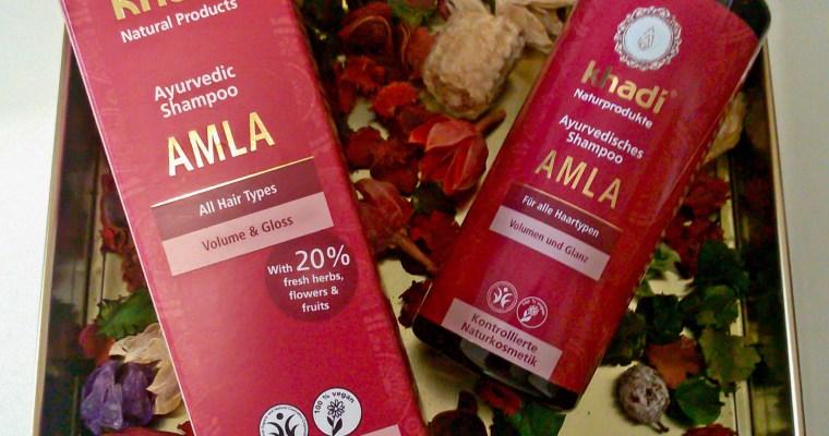 Shampoo ayurvedico all'Amla – Khadi