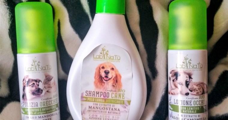 Shampoo cani pelo lungo - Linea Petcare Labnatù