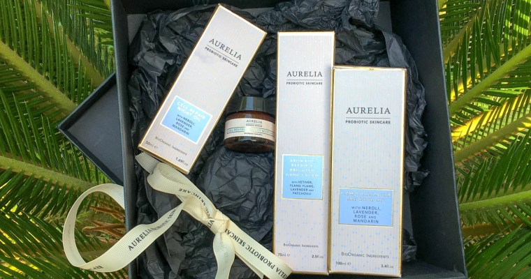 Nourish e Glow Collection - Aurelia Probiotic Skincare
