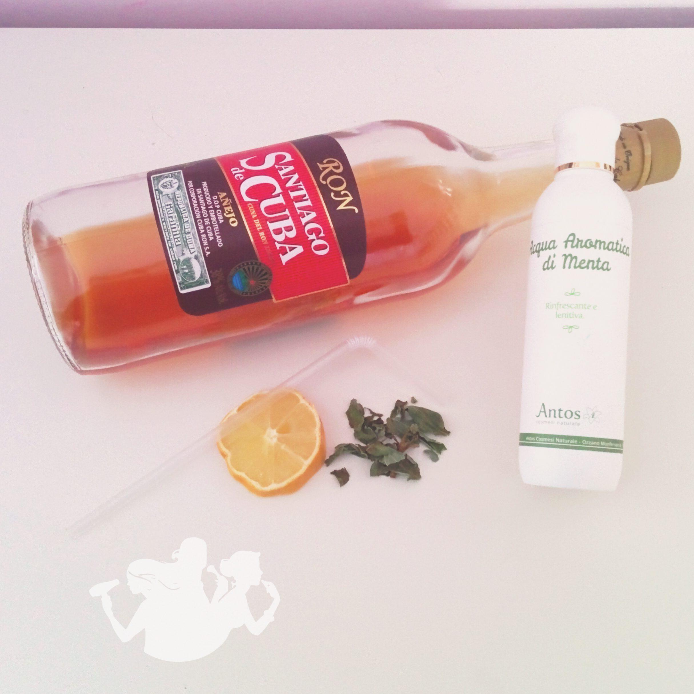 Idrolato di menta [acqua aromatica] – Antos