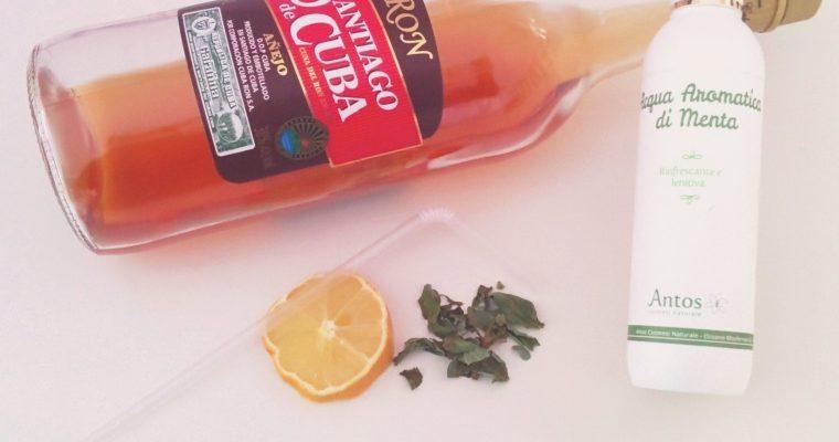 Idrolato di menta [acqua aromatica] – Antos Cosmesi