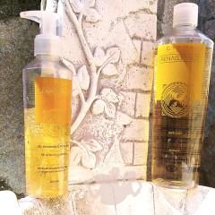 Gel detergente e acqua micellare anti age - Gyada Cosmetics