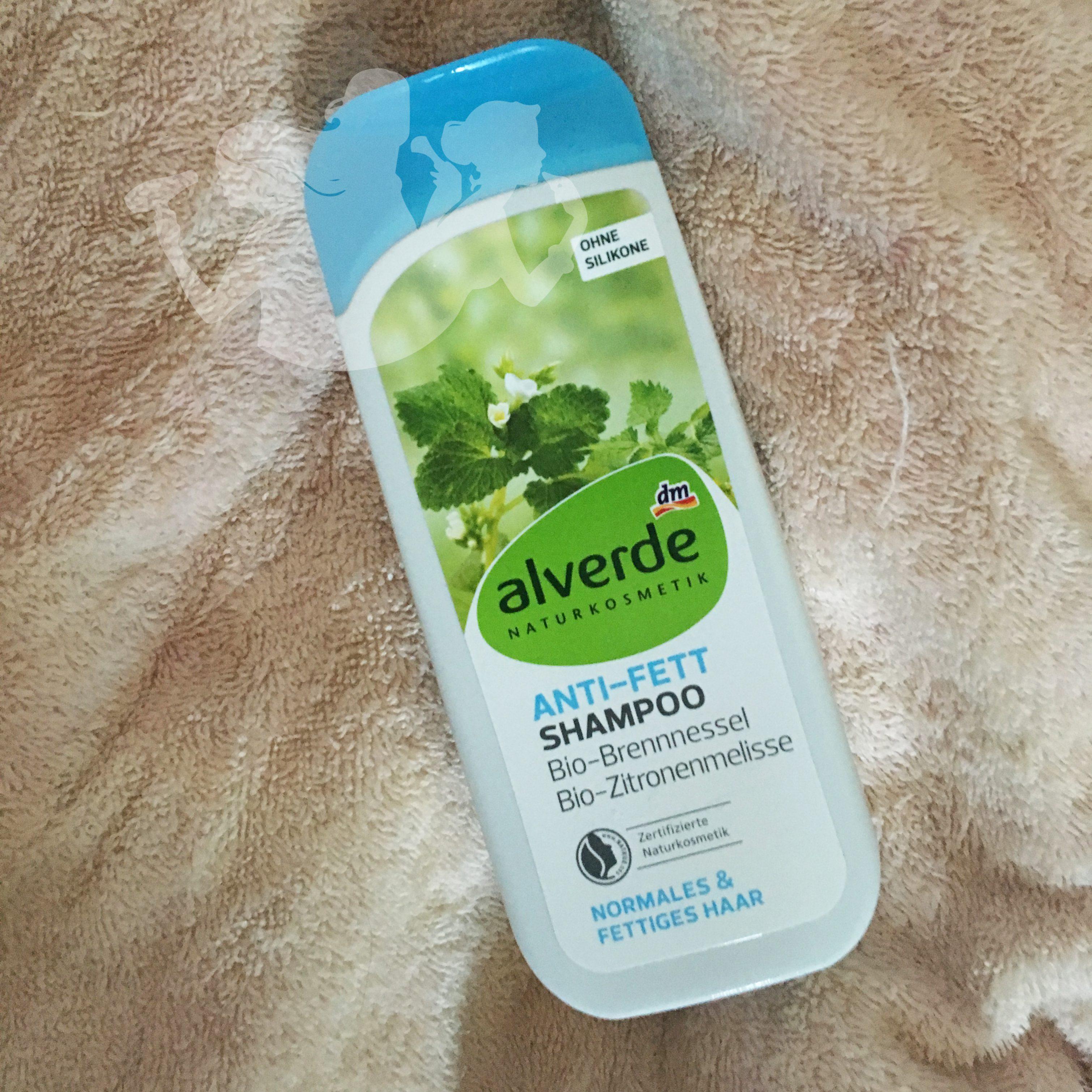 Shampoo antigrasso ortica e citronella - Alverde