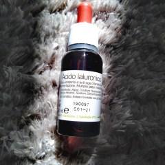 Acido ialuronico, La Saponaria