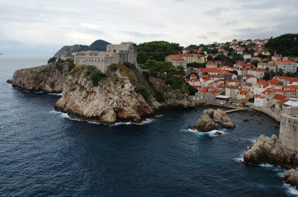 Une journée à Dubrovnik