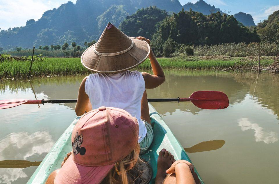 Myanmar - Que faire à Hpa-An en 3 jours?