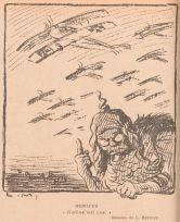Avec les bombardiers Gotha, l'Allemagne dispose des premiers avions conçus pour le bombardement stratégique. Ils ont notamment permis d'aller bombarder Londres.