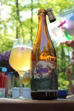 06- Lost Nation Brewing - The Wind : Vermont is one of the closest state from where I am located. So when there's a nice brewery like Lost nation, I make sure I go there a few times a year. This grapefruit gose hopped with city was so easy to drink during the hot summer days ! I also enjoyed a lot the brett version and the fact that it was a low ABV beer with such body ! I must admit, that the food at the brewpub worth a visit too ! very tasty !